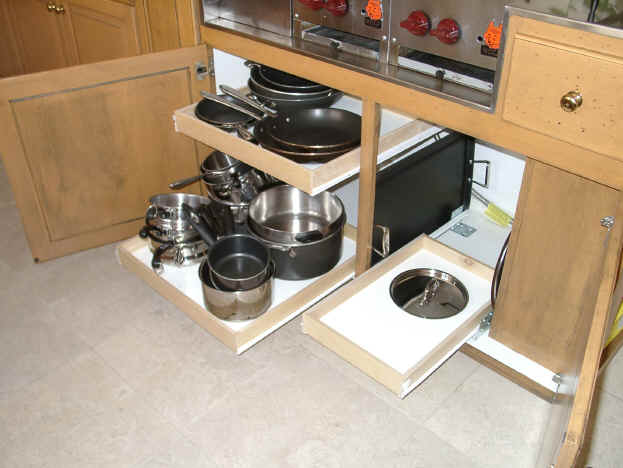 Pull Out Shelves Kitchen Pull Out Shelf Pullout Shelving